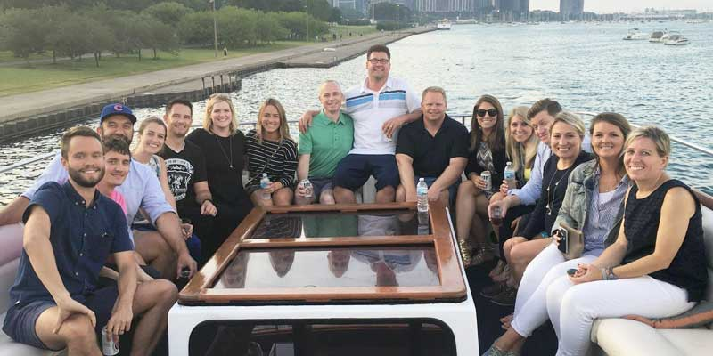 Chicago Boat Rental for parties