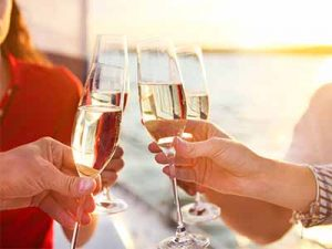 The Sophisticated Lady Chicago Yacht Charter packages