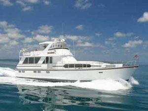 The Sophisticated Lady Chicago yacht charter video tour